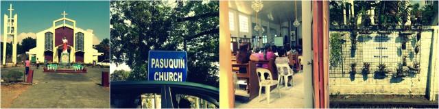 pasuquin church